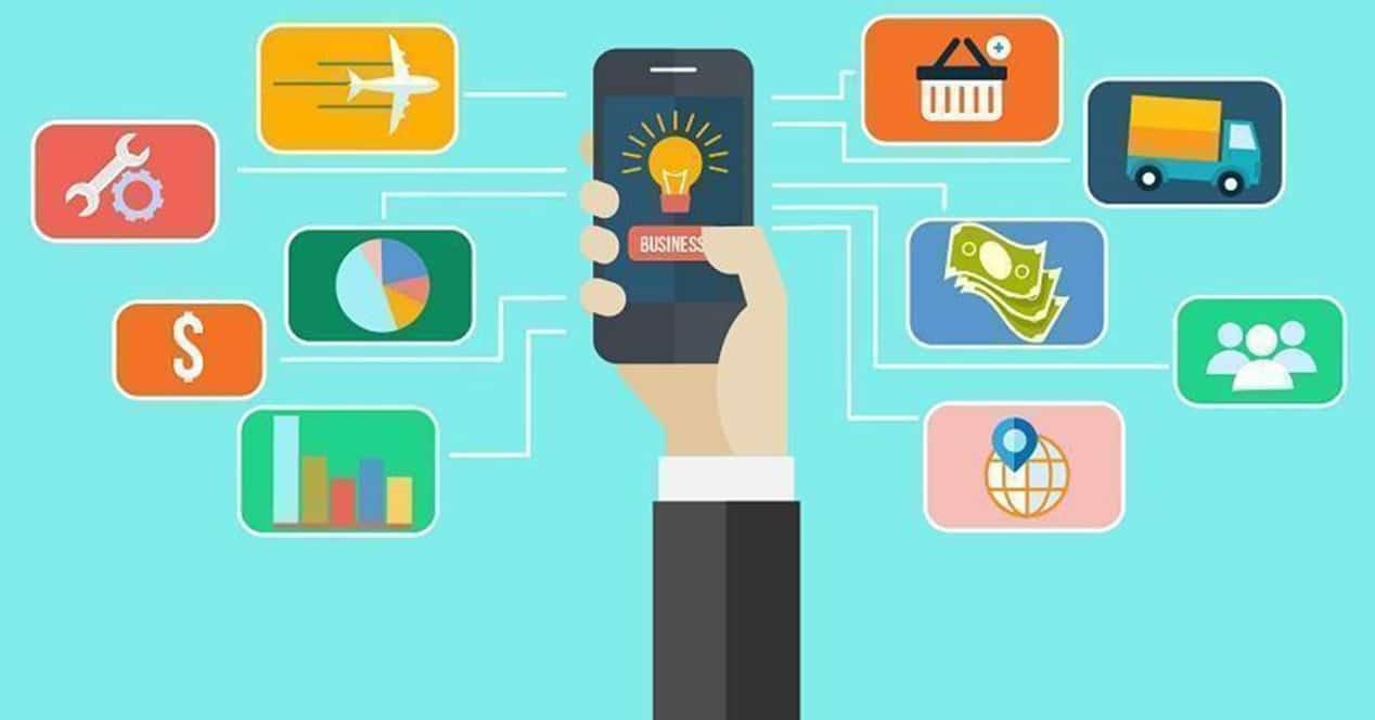 apps útiles negocios