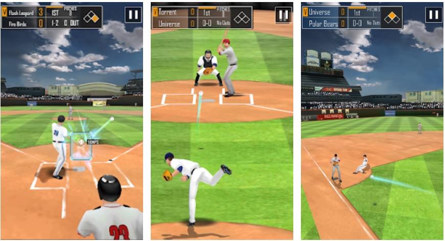 béisbol real 3d juegos de béisbol