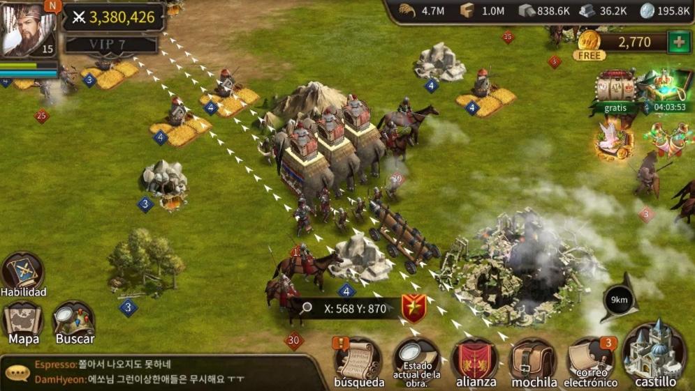 civilization war juegos parecidos age of empires