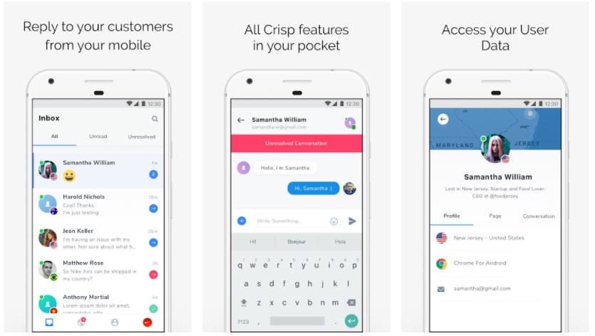 crips apps útiles para negocios