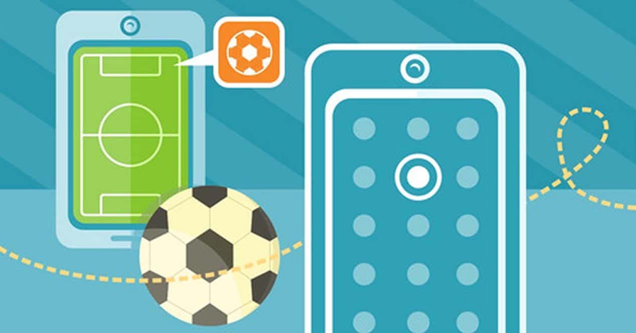 apps de fútbol