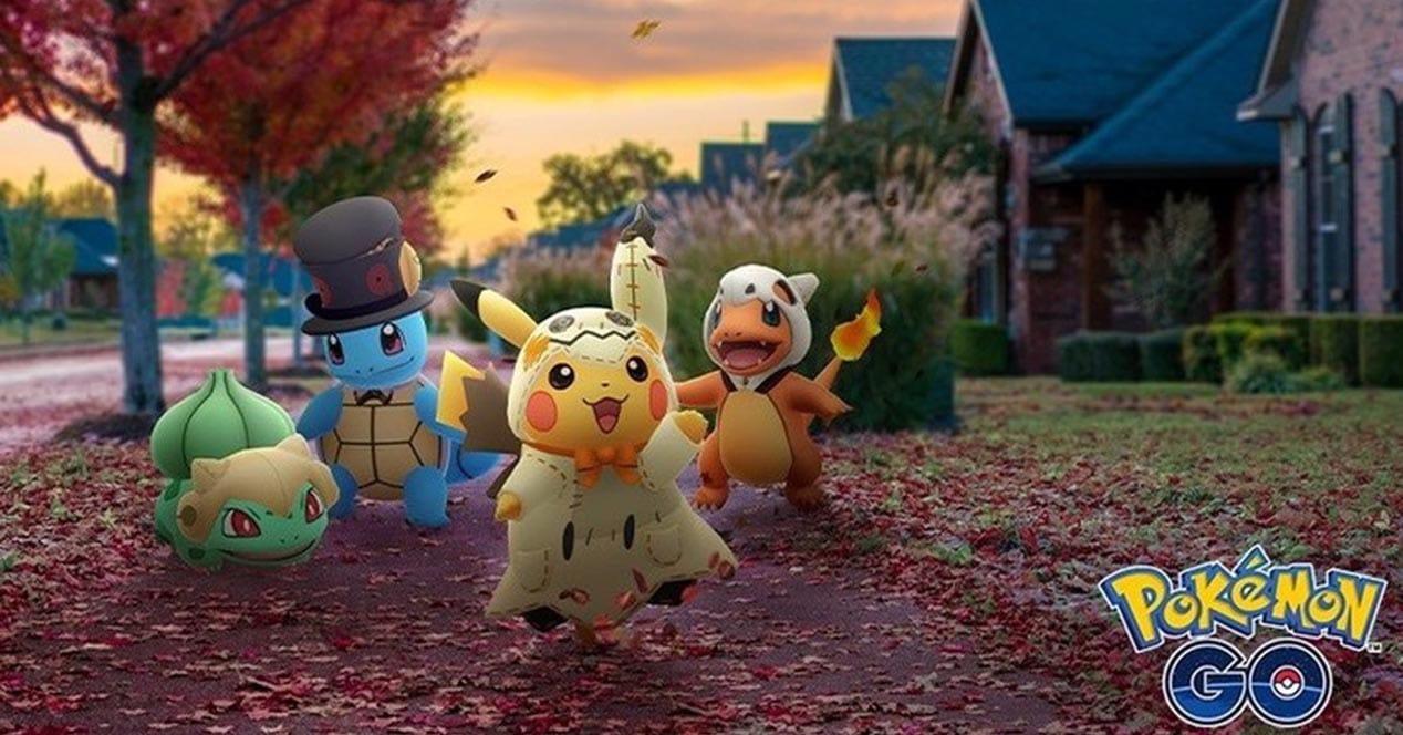 eventos octubre pokémon go