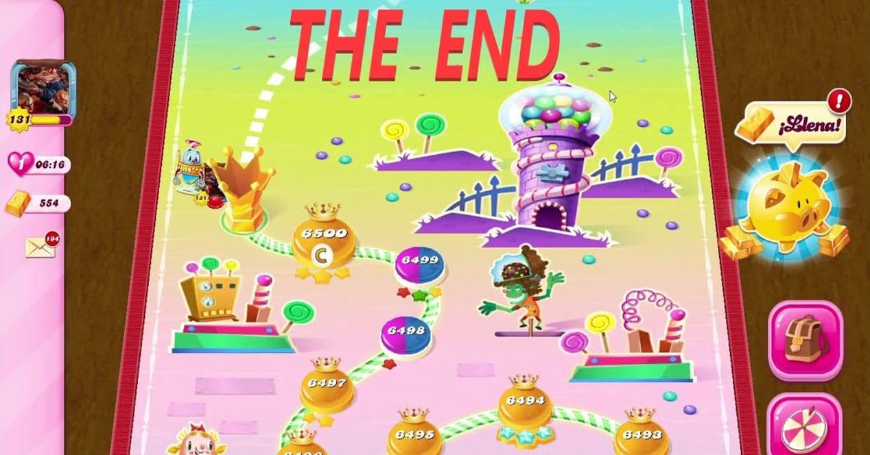 juegos parecidos a candy crush saga