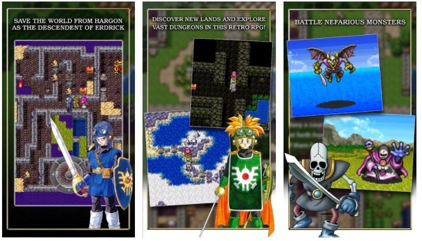 juegos de draogn quest 2