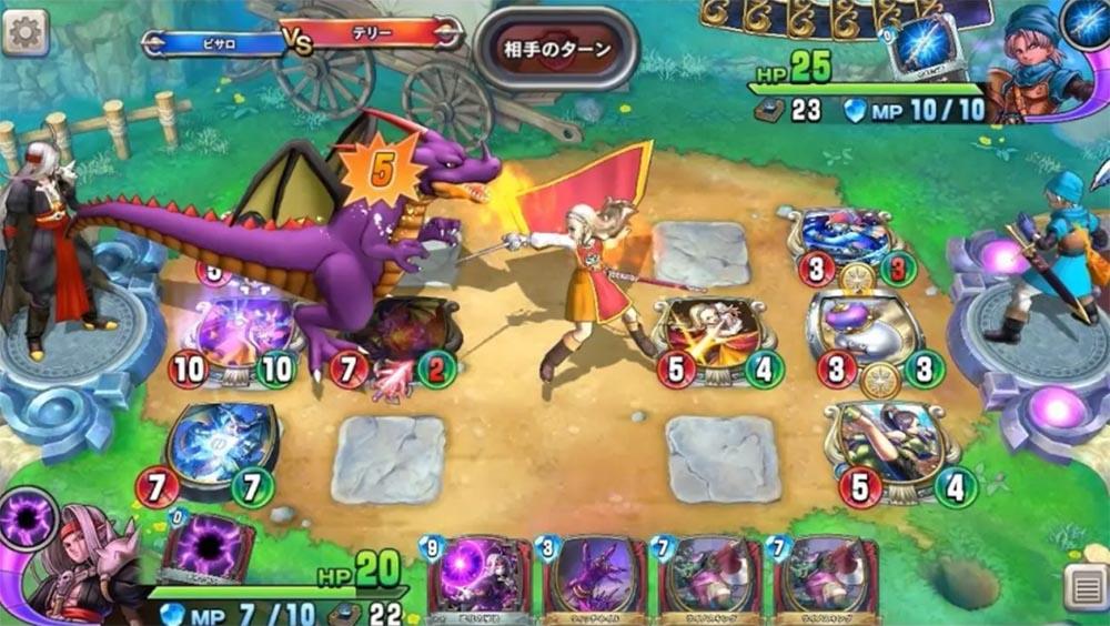 juegos de dragon quest rivals