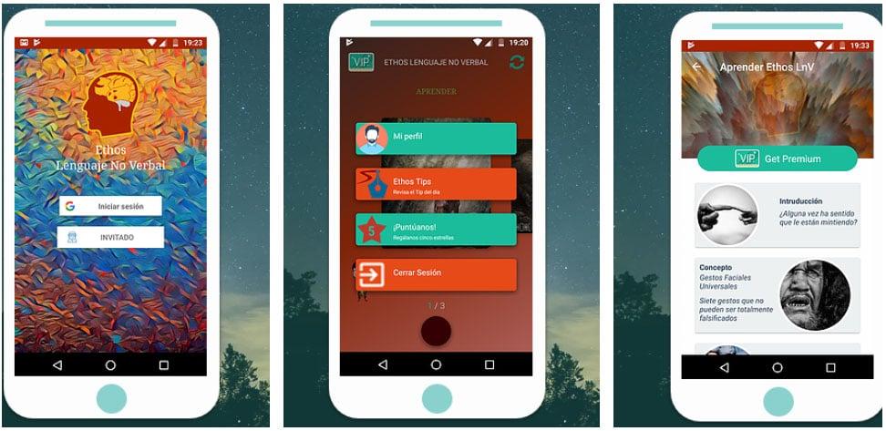 ethos lenguaje verbal apps para hablar en público