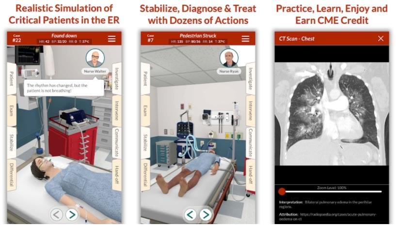 full code emergency simulation juegos de hospitales