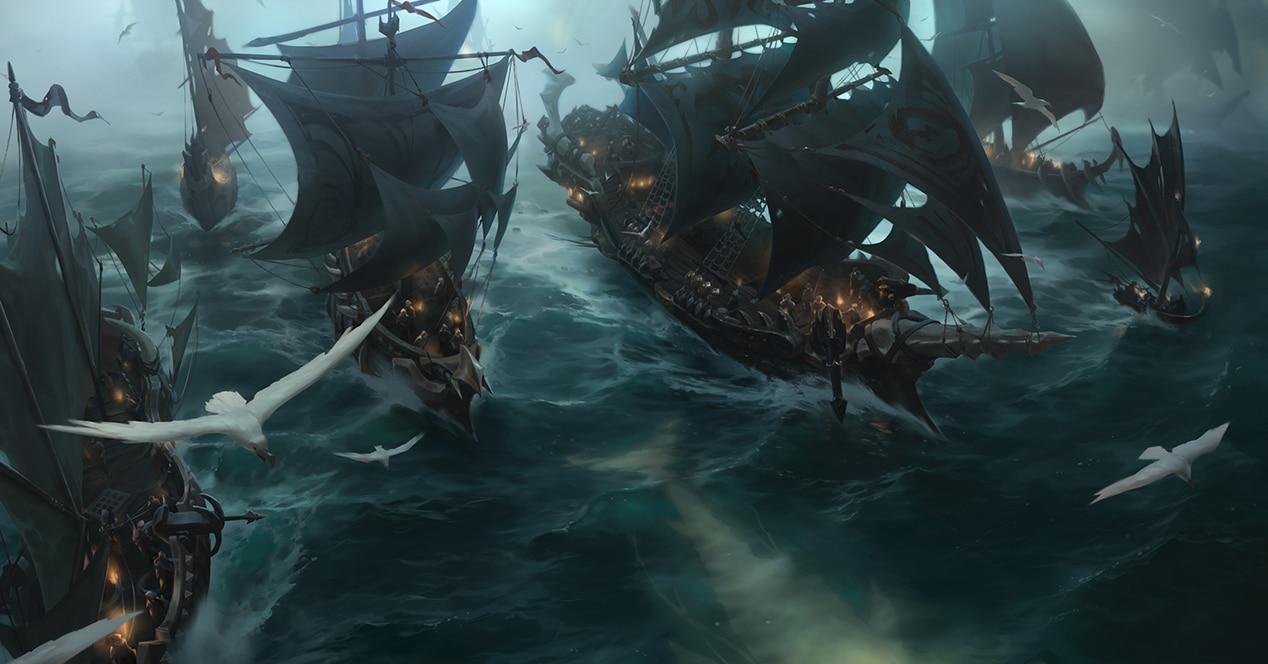 juegos de barcos