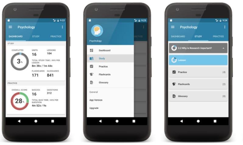psychology apps útiles para psicología