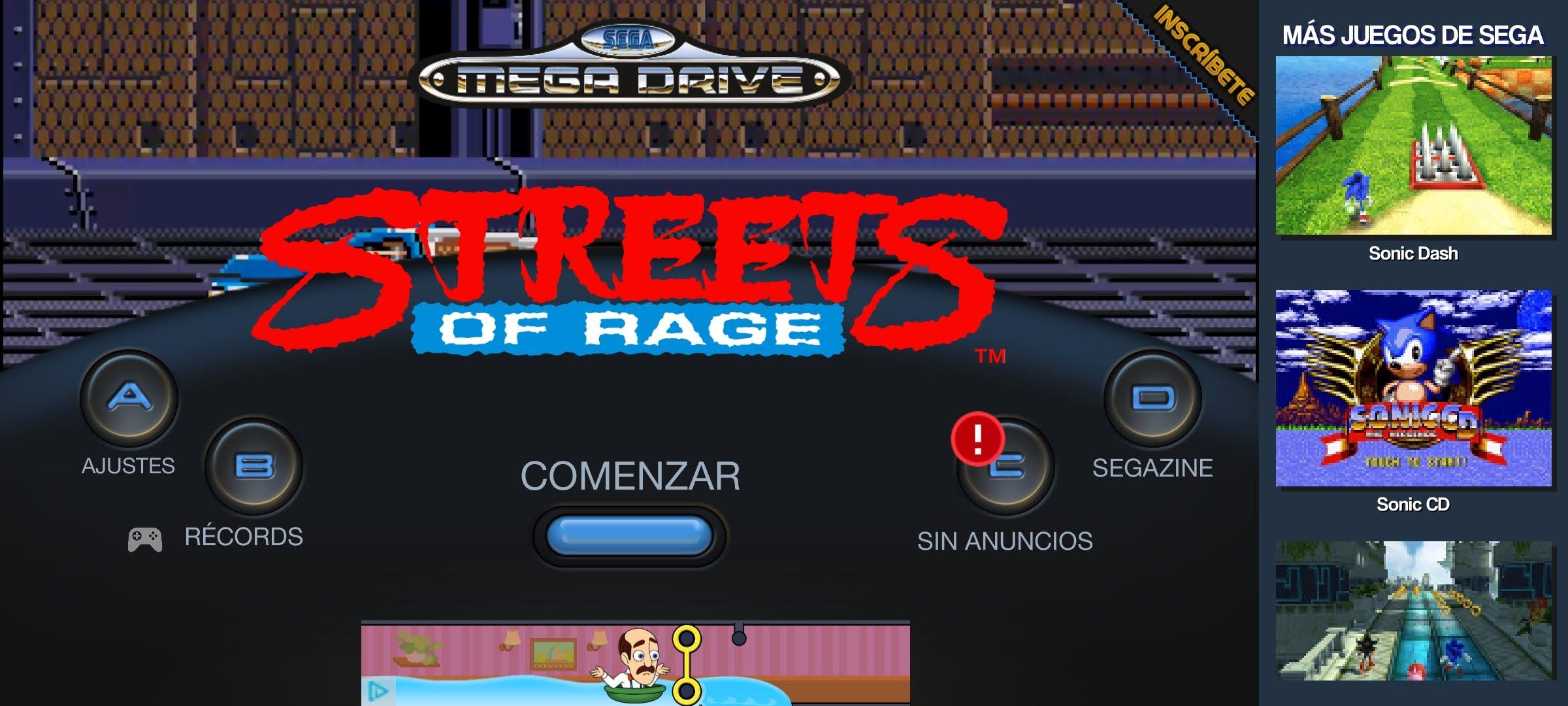 street forever menú