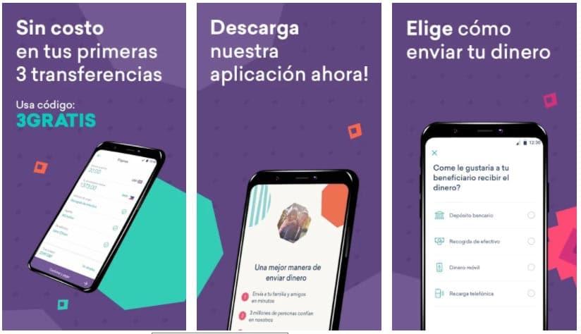 world remit apps para enviar dinero