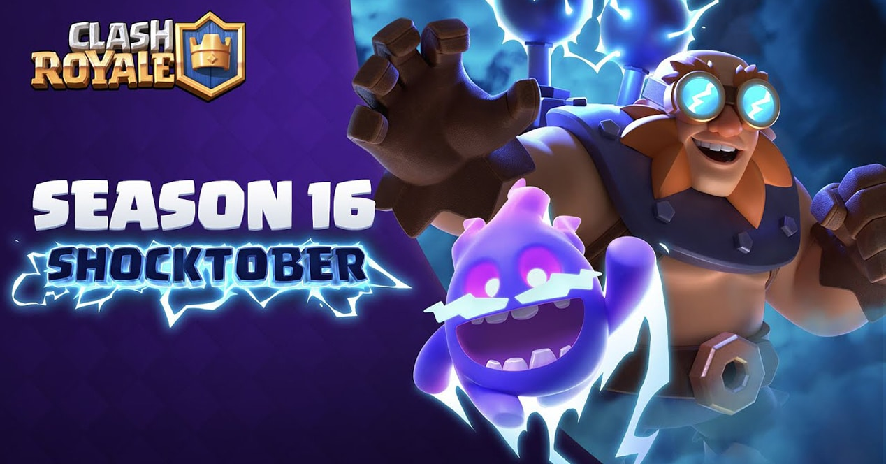 temporada 16 clash royale
