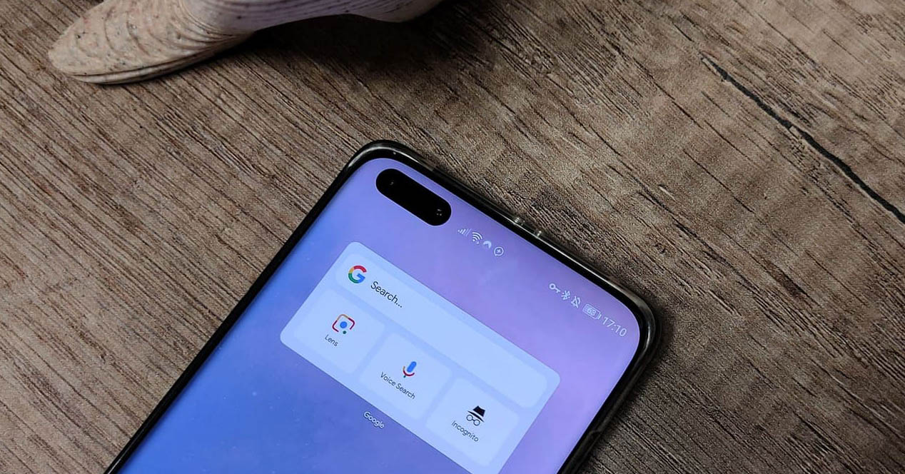 widget google ios android