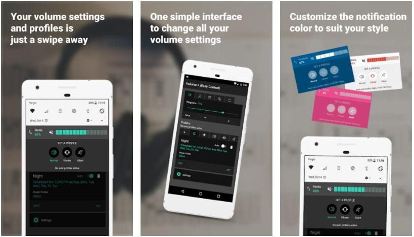 control volume free apps controlar volumen
