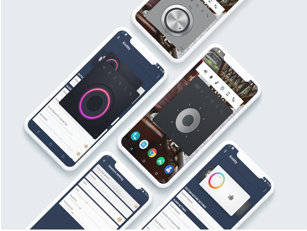knobby volume control apps controlar volumen