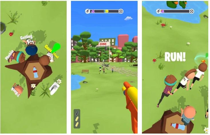 spin the battle juegos nuevos octubre