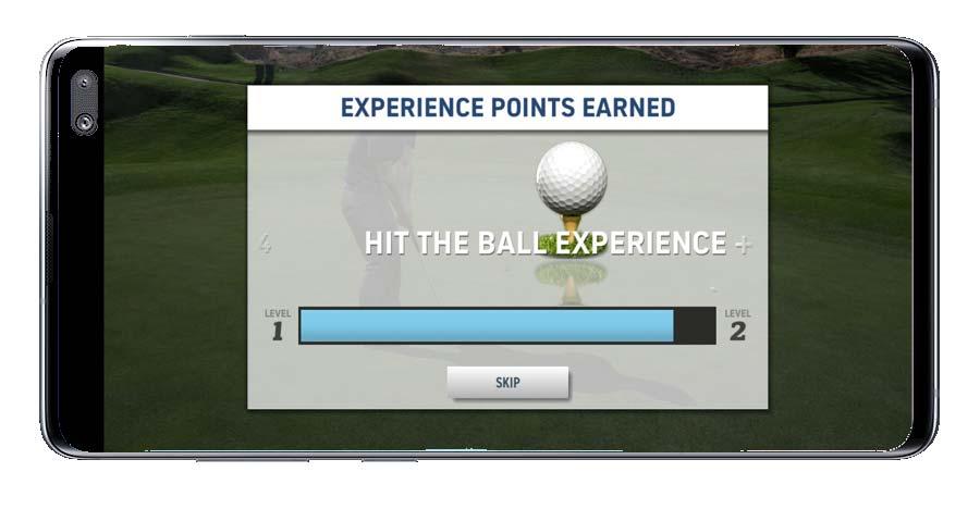 Experiencia al jugar a WGT Golf