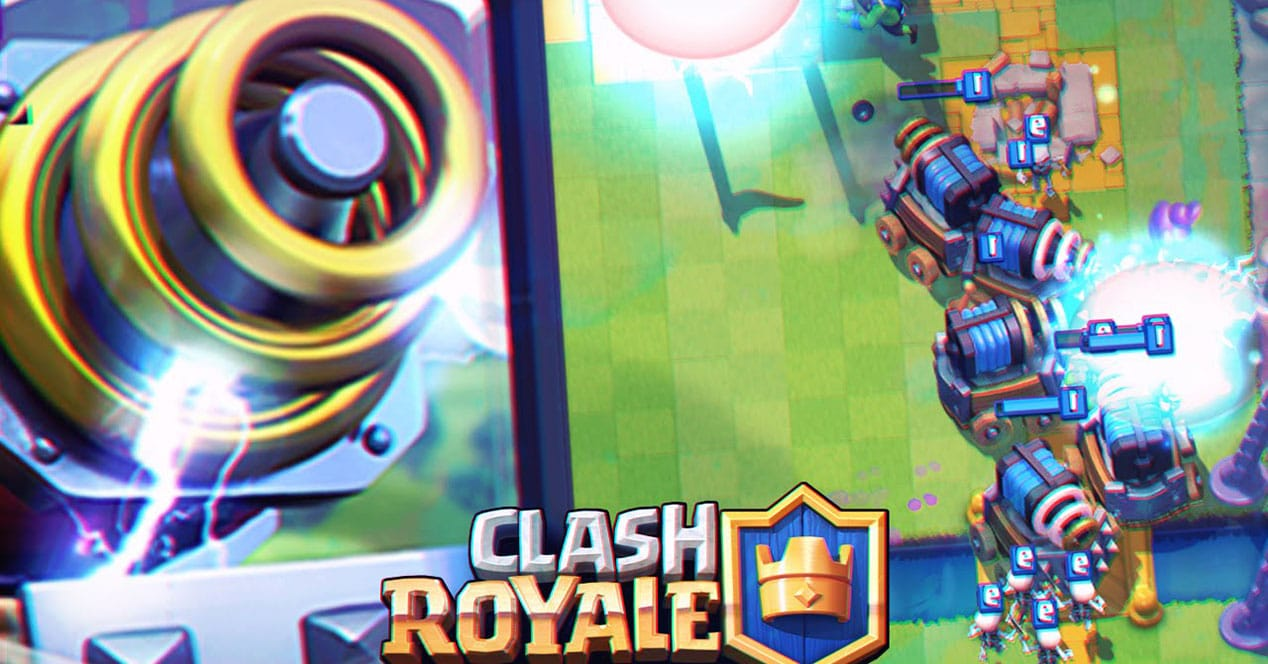 hacer counter a chispitas clash royale
