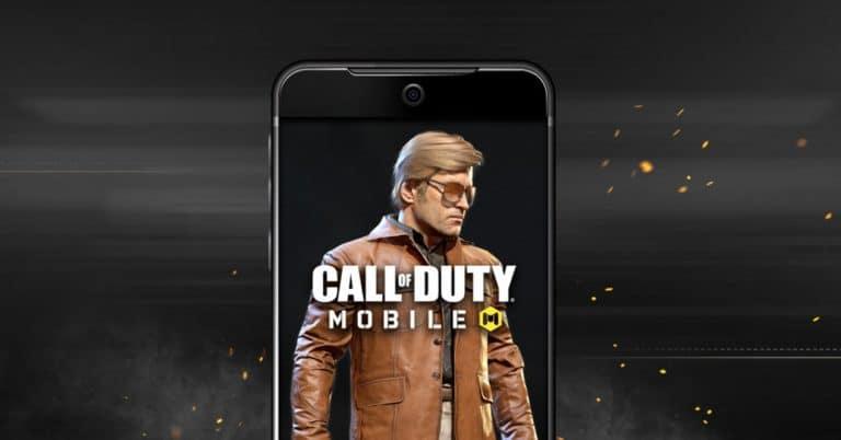 desbloquear russell cod mobile