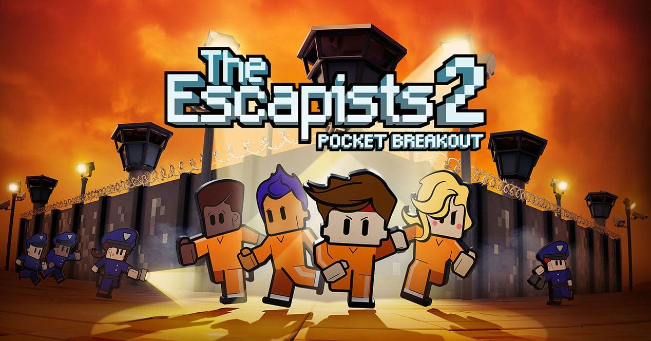 escapists 2 fuga de bolsillo