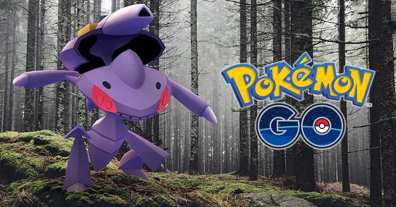 capturar a genesect pokémon go