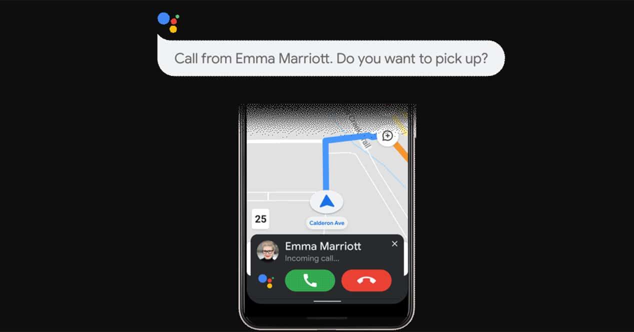 nuevo modo conducción google