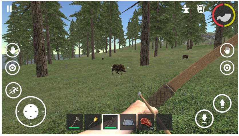 forest survival juegos parecidos a rust