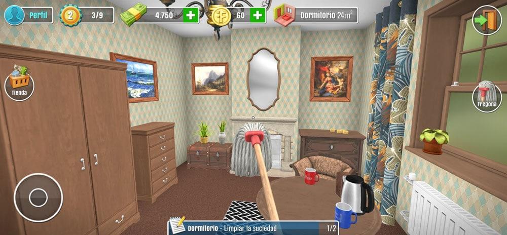house flipper tareas