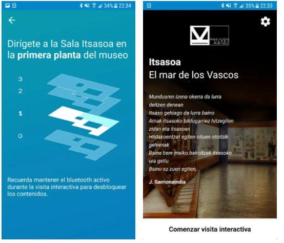 museo vasco app