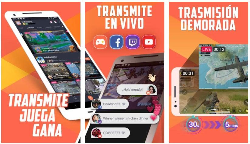omlet apps streaming