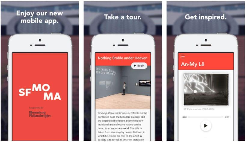 sfmoma audio apps museos