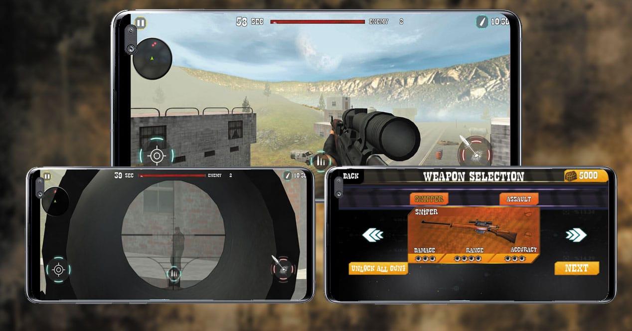 Juego Sniper Shot Gun