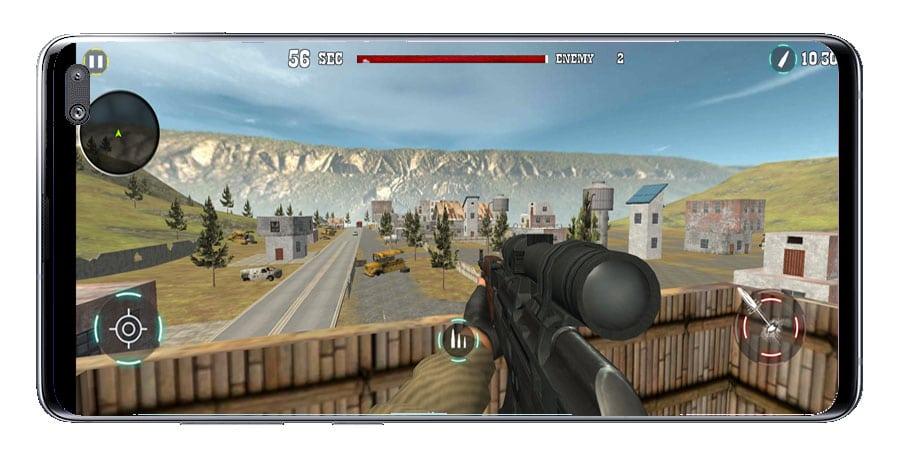 Jugar a Sniper Shot Gun