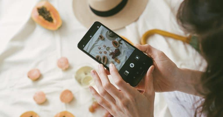 app de cámara para Android