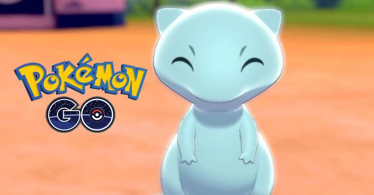 capturar mew shiny pokémon go