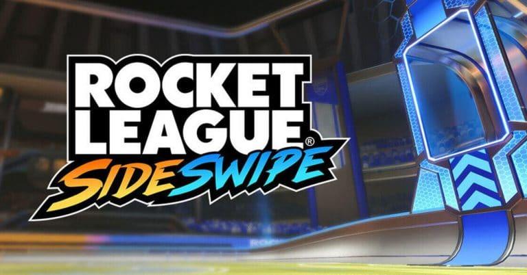 nuevo rocket league sideswipe