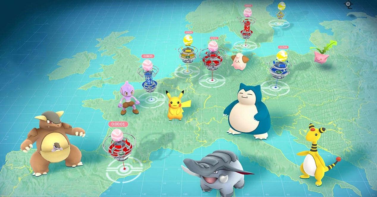pokémon regionales pokémon go