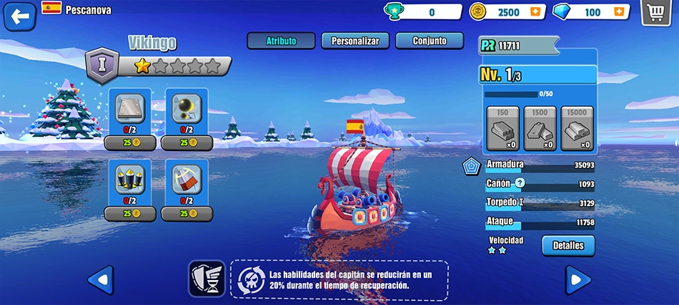 Pirates Code Barcos