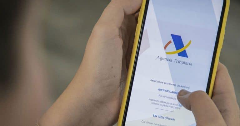 agencia tributaria android