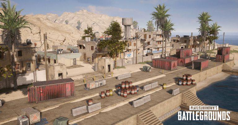 nuevo mapa karakin pubg mobile