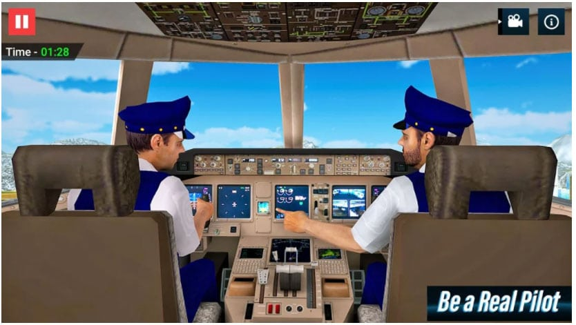 simulador vuelo 2019