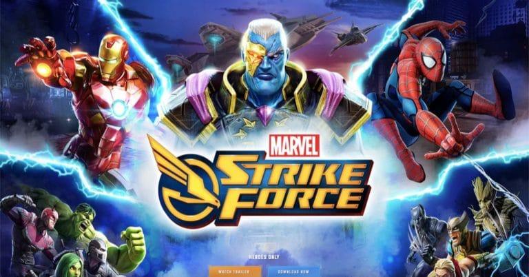 Marvel Strik Force