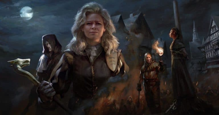 expansion gwent: the Witcher