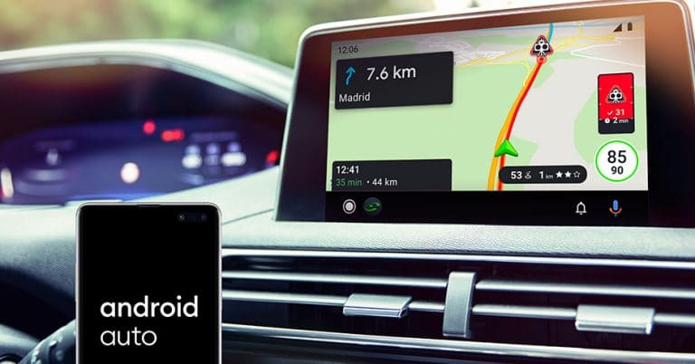 app coyote android auto